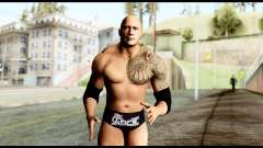 WWE The Rock para GTA San Andreas