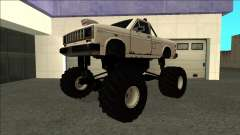 Bobcat Monster Truck para GTA San Andreas