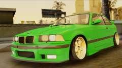 BMW M3 E36 [34RS671] para GTA San Andreas