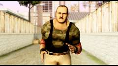 WWE Sgt Slaughter 2
