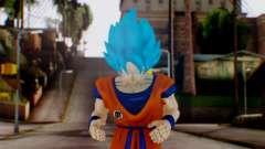 Goku SSJ God Blue (SSGSS)