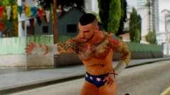 CM Punk 2 para GTA San Andreas