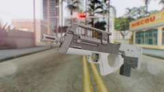 GTA 5 Assault SMG - Misterix 4 Weapons para GTA San Andreas