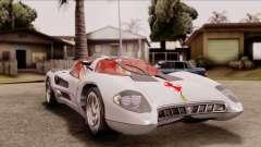 Ferrari P7 Horse para GTA San Andreas