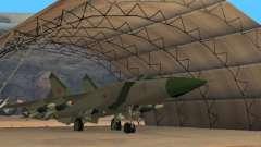 El MiG 25