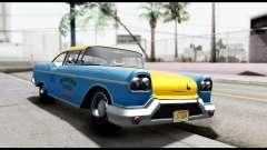 GTA 5 Declasse Cabbie v2