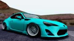 Toyota GT86 Rocket Bunny para GTA San Andreas