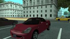 Toyota MR-S Tunable para GTA San Andreas