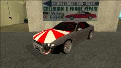 Nissan Silvia S14 Drift JDM