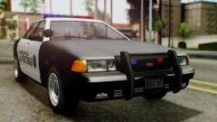 GTA 5 Police LV para GTA San Andreas