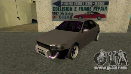 Lexus IS300 Drift para GTA San Andreas