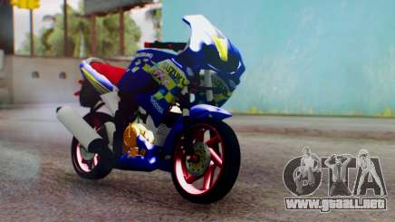 Suzuki FXR150 para GTA San Andreas
