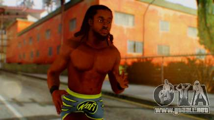 WWE Kofi para GTA San Andreas