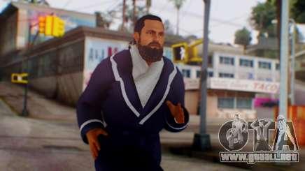 WWE Damien Sandow 1 para GTA San Andreas