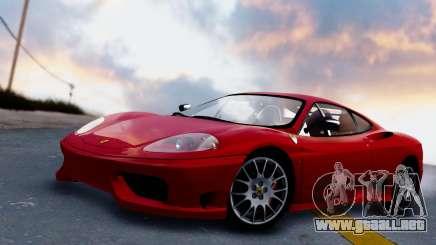 Ferrari 360 Challenge Stradale para GTA San Andreas