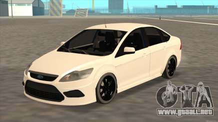Ford Focus Sedan 2009 para GTA San Andreas