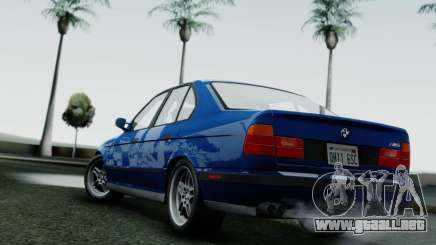 BMW M5 E34 US-spec 1994 (Full Tunable) para GTA San Andreas