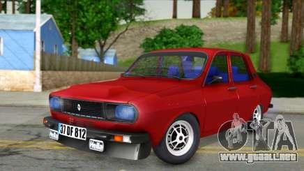 Renault 12 Toros para GTA San Andreas
