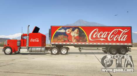 Coca Cola Truck v1.1 para GTA 5