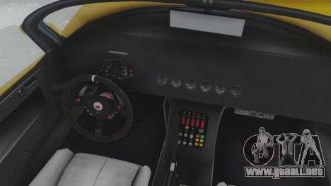 GTA 5 Bravado Banshee 900R Tuned para la visión correcta GTA San Andreas