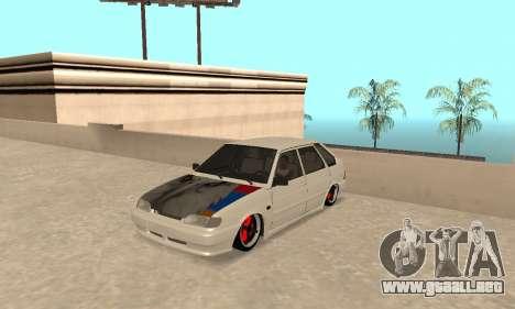 Vaz 2114 Armenian para GTA San Andreas