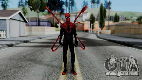 Marvel Future Fight - Superior Spider-Man v1 para GTA San Andreas segunda pantalla