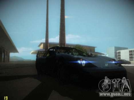 Siguiente ENB V1.0 por medio de la PC para GTA San Andreas tercera pantalla