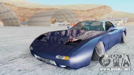ZR-350 Stance para GTA San Andreas
