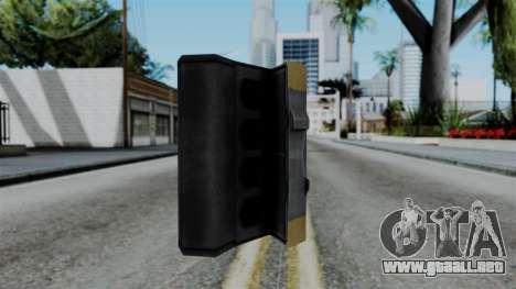 CoD Black Ops 2 - Galvaknuckles para GTA San Andreas segunda pantalla