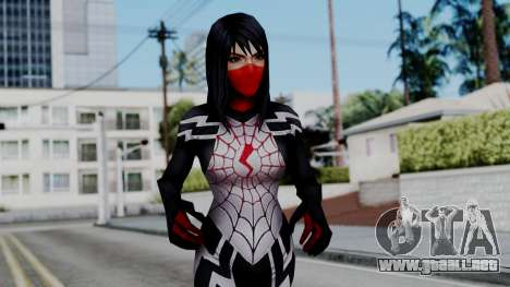 Marvel Future Fight - Silk v1 para GTA San Andreas