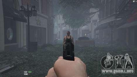 GTA 5 After Us: Rodeo décima captura de pantalla