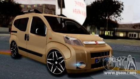 Fiat Fiorino para GTA San Andreas