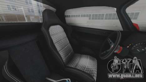 GTA 5 Bravado Banshee 900R Stock para GTA San Andreas vista hacia atrás