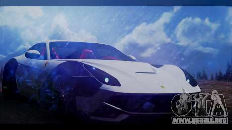 Raveheart 248F para GTA San Andreas