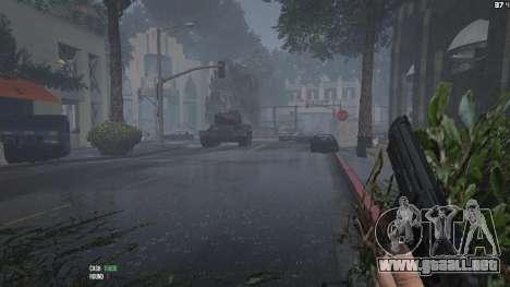 GTA 5 After Us: Rodeo cuarto captura de pantalla