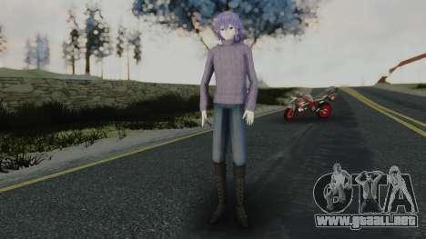 Ayato para GTA San Andreas segunda pantalla