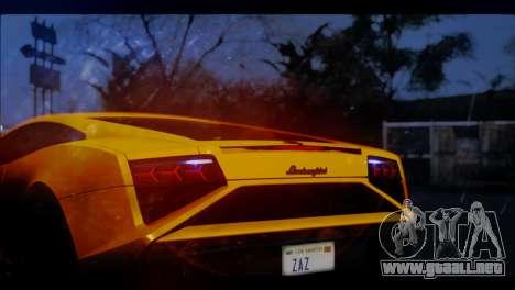Raveheart 248F para GTA San Andreas quinta pantalla