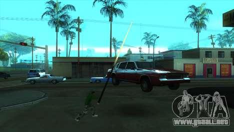 Cleo Mod San Andreas para GTA San Andreas tercera pantalla