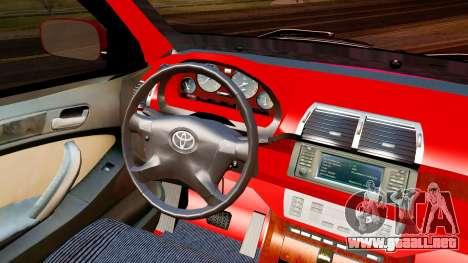 Toyota Avanza Best Modification para la visión correcta GTA San Andreas