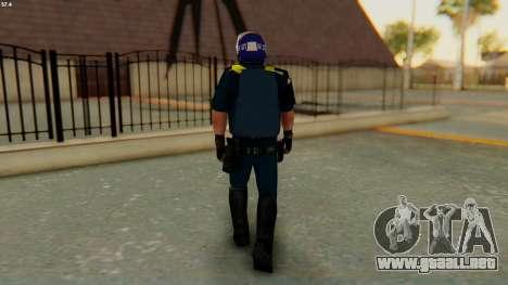 Lapdm1 para GTA San Andreas tercera pantalla