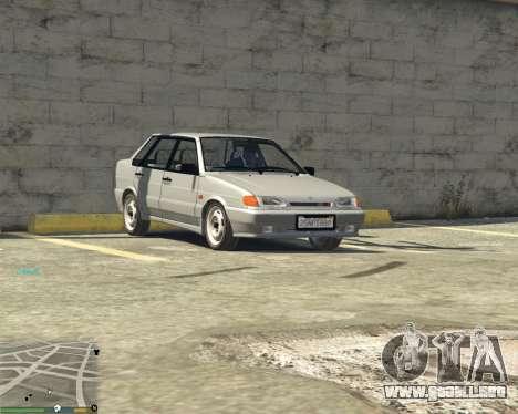 VAZ 2115 para GTA 5