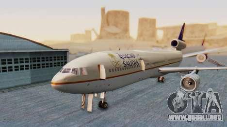 McDonnell-Douglas DC-10-30 Saudia para GTA San Andreas