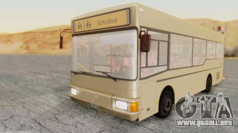 MAN NM 222 para GTA San Andreas
