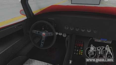 GTA 5 Bravado Banshee 900R Stock para la visión correcta GTA San Andreas