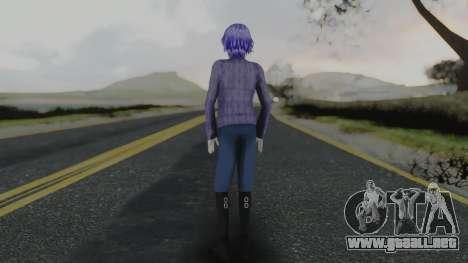 Ayato para GTA San Andreas tercera pantalla