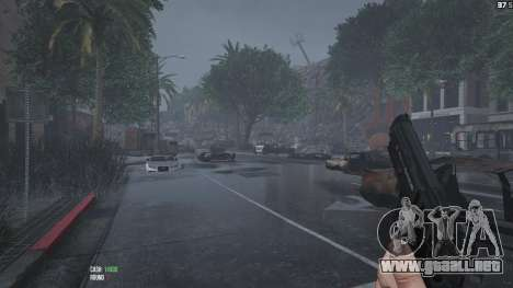 GTA 5 After Us: Rodeo sexta captura de pantalla