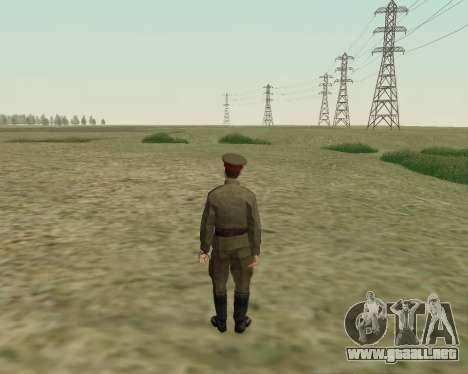 La colección de Soldados del ejército rojo para GTA San Andreas séptima pantalla