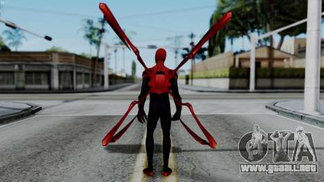 Marvel Future Fight - Superior Spider-Man v1 para GTA San Andreas tercera pantalla