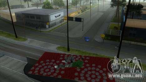Cleo Mod San Andreas para GTA San Andreas sexta pantalla