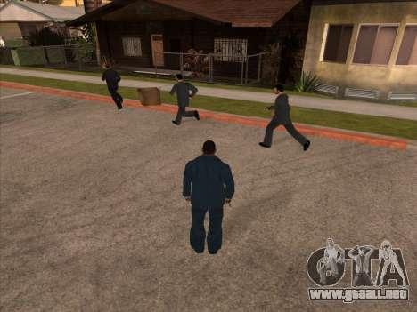 La mafia rusa en Ganton para GTA San Andreas